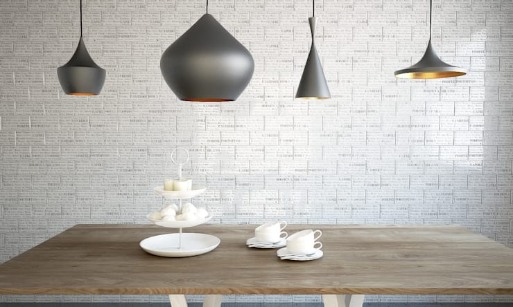 Dining room by olivia Sciuto