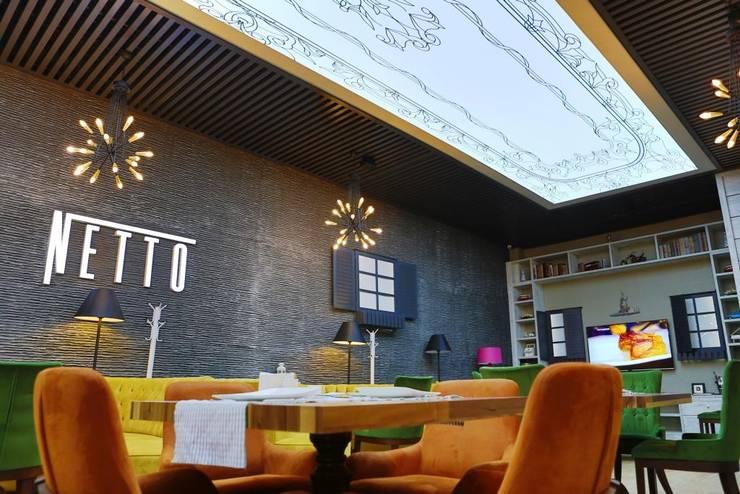 50GR Mimarlık – 50GR MİMARLIK _ Netto Cafe _:  tarz