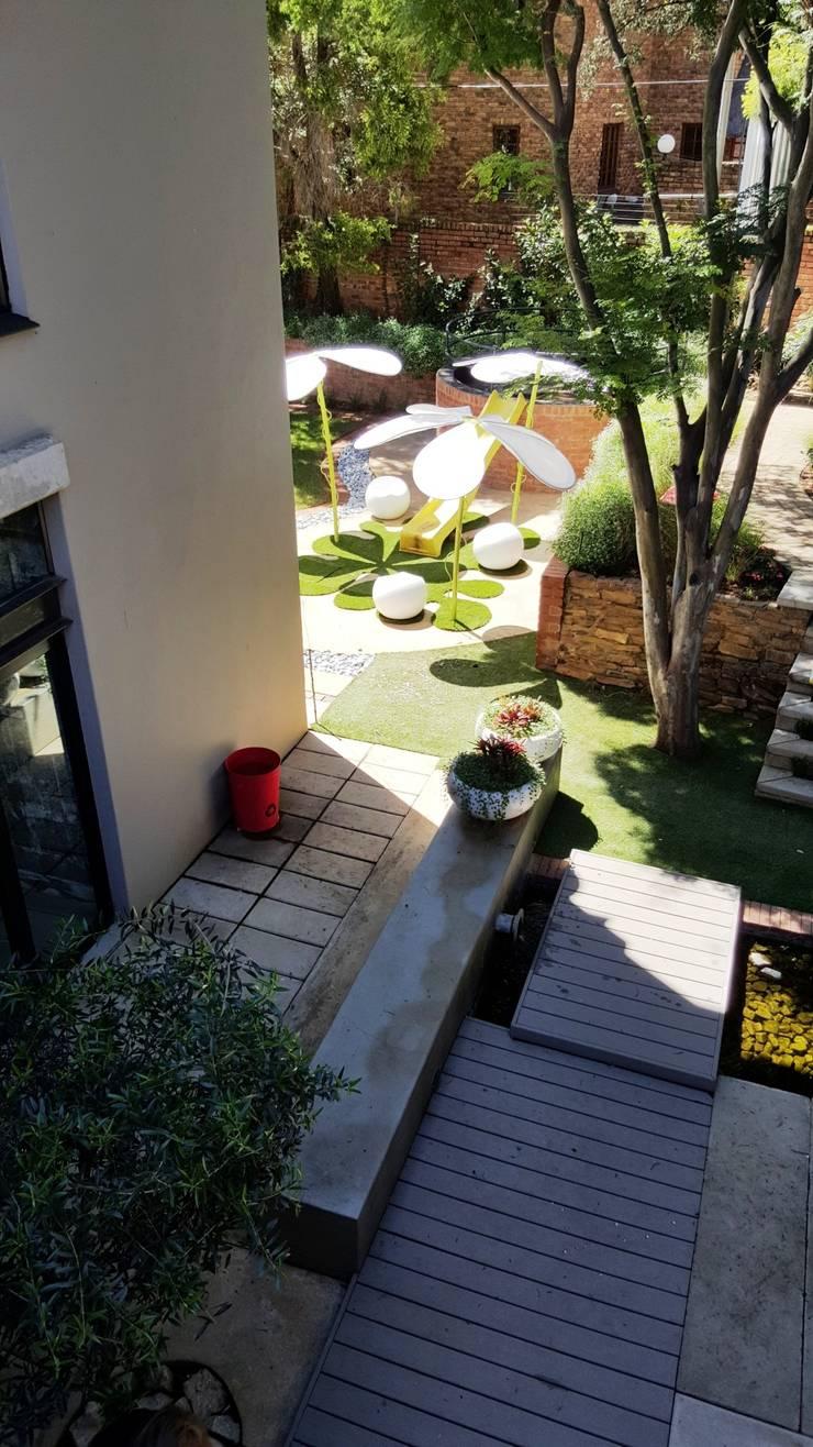 Lynnwood Strubenkop Estate :  Houses by Gorgeous Gardens