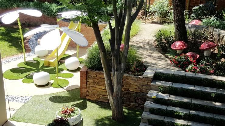 Lynnwood Strubenkop Estate :  Garden by Gorgeous Gardens