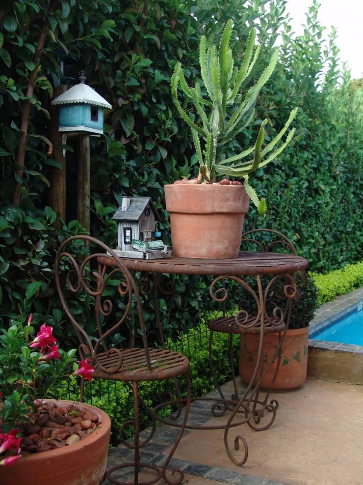 by Gorgeous Gardens Mediterranean