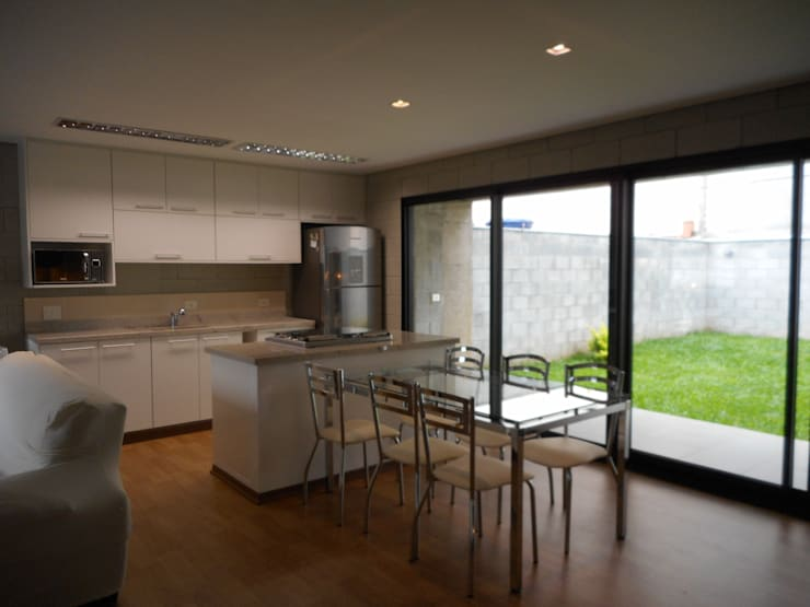 Cocinas de estilo  por Metamorfose Arquitetura e Urbanismo