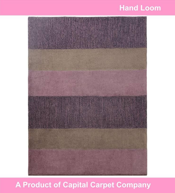 Hand Loom Carpet: mediterranean  by Capital Carpet Company,Mediterranean Wool Orange