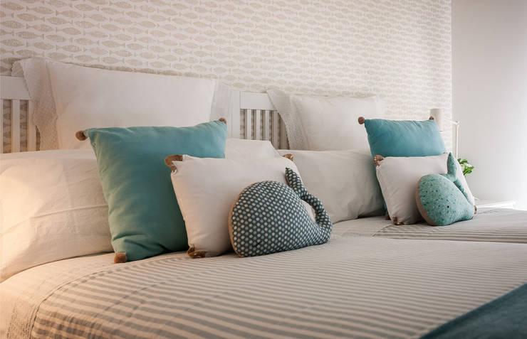Dormitorios infantiles de estilo  por Estibaliz Martín Interiorismo