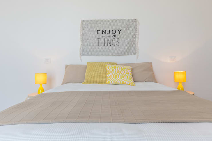 Bedroom تنفيذ Mirna.C Homestaging