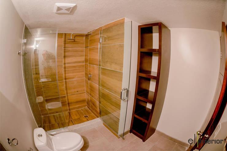 el interior:  tarz Banyo