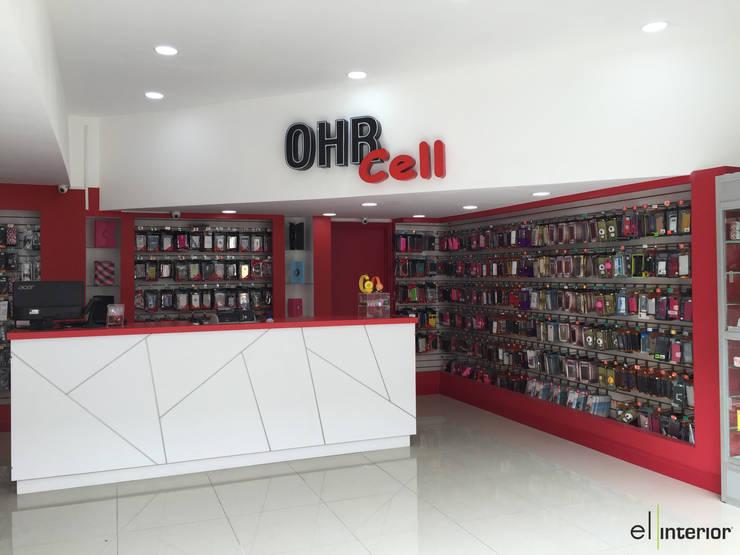 OHR : Oficinas y tiendas de estilo  por el interior