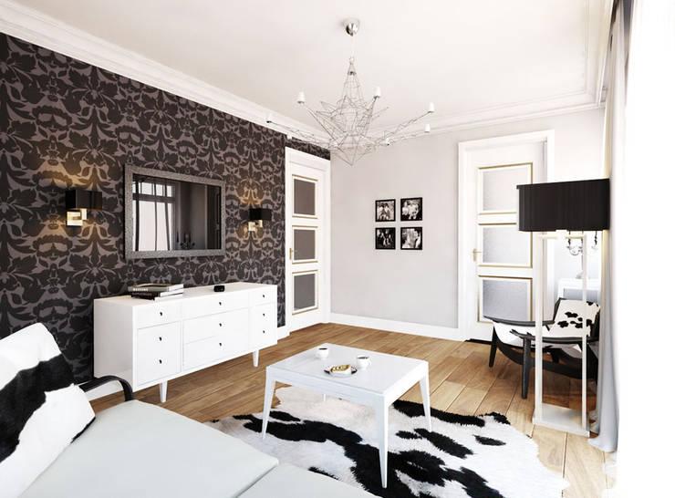 Ruang Multimedia oleh TISSU Architecture, Klasik