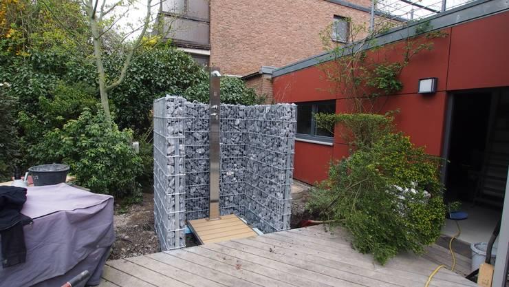 Jardines de estilo moderno por Hesselbach GmbH