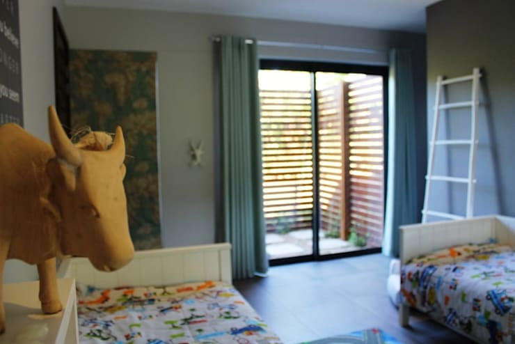Simbithi Eco Estate 2:  Nursery/kid's room by Margaret Berichon Design, Classic MDF