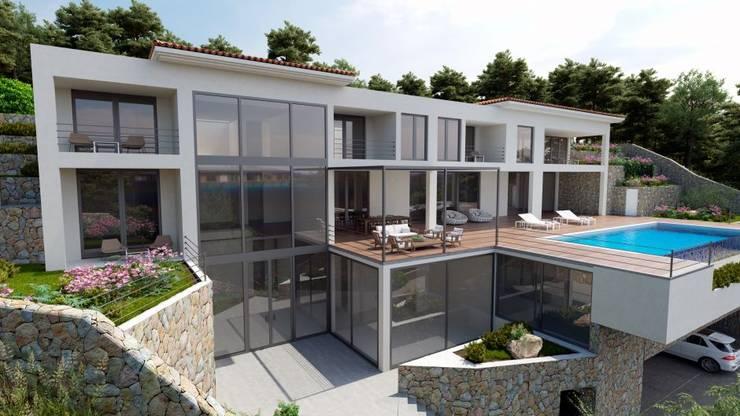 Casas  por ABAD Y COTONER, S.L.