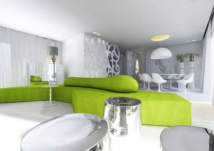 AF MORADIA: Casa  por Tralhão Design Center