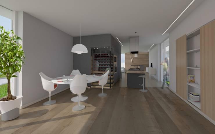 Houses by Fabio Carria