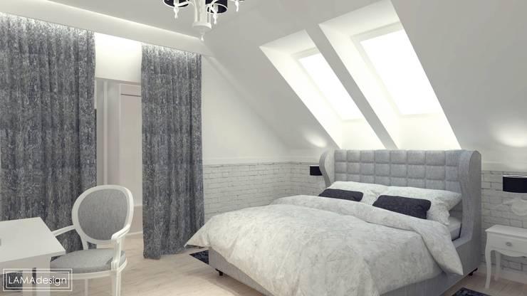 Schlafzimmer von LAMAdesign Magdalena Lasko,