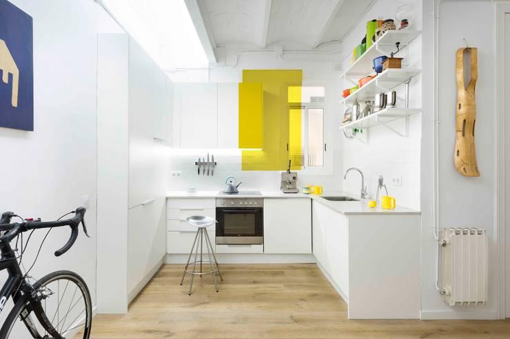 scandinavian Kitchen by Egue y Seta