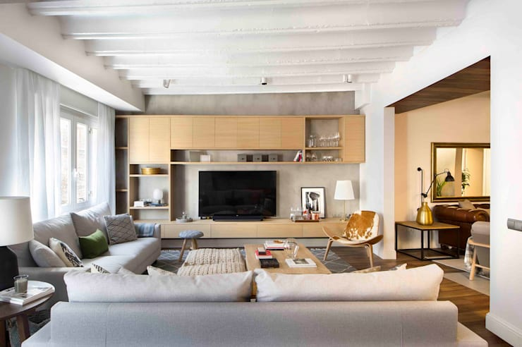 Phòng khách by Egue y Seta