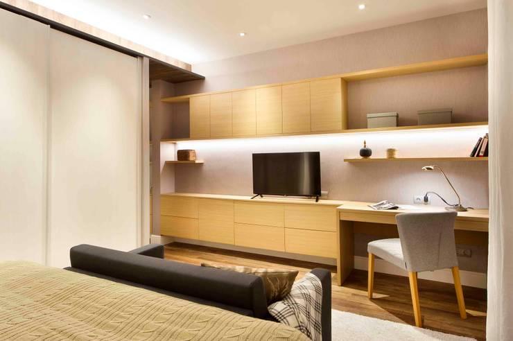 غرفة نوم تنفيذ Egue y Seta