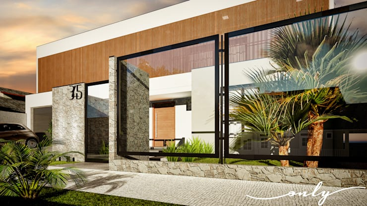 Modern houses by Only Design de Interiores Modern
