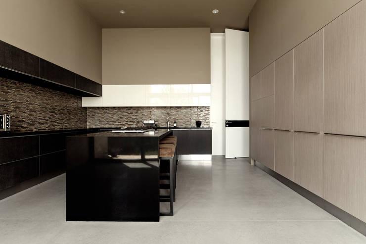 Casa Horizonte - VMArquitectura: Cocinas de estilo  por VMArquitectura