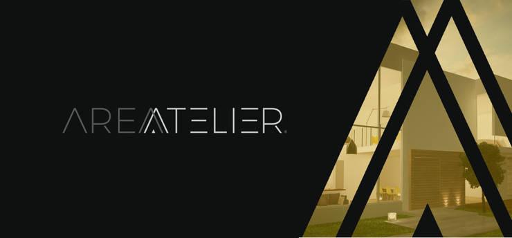 Proyectos Área Atelier: Oficinas y tiendas de estilo  por Área Atelier