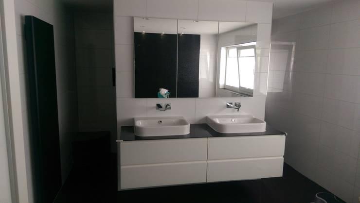Bathroom by Müller Wohnart