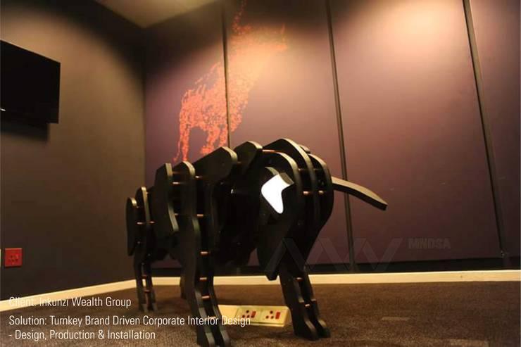INKUNZIWG Raging Bull :   by MNDSA Environmental