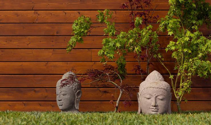 Jardim: Locais de eventos  por Amber Road - Design + Contract