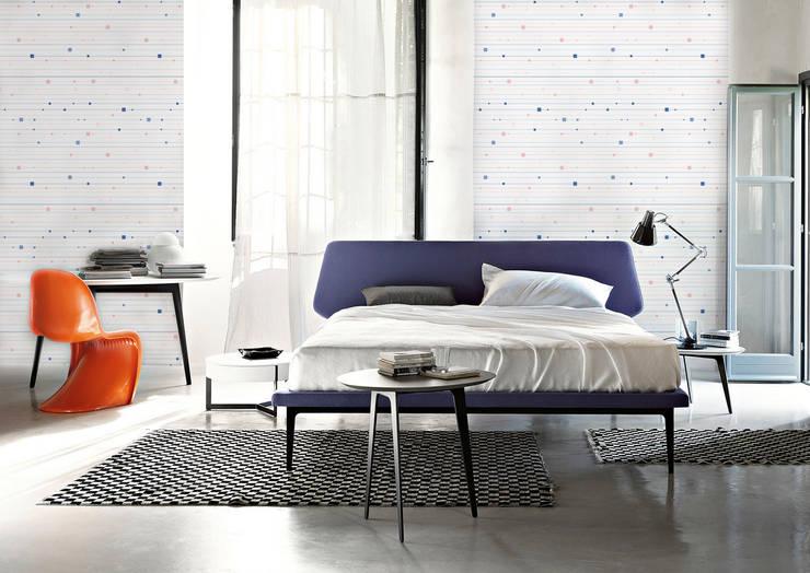 minimalistische Slaapkamer door Pixers