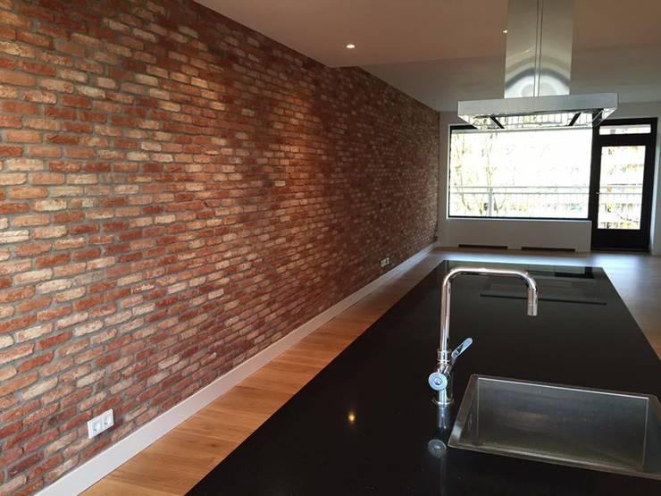 PRJCT #Sandy:  Keuken door Victona