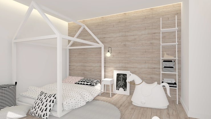 Детские комнаты в . Автор – Interjo