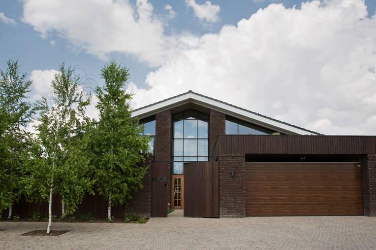 Элитный дом в Ростовской области: Дома в . Автор – Архитектурная студия Чадо