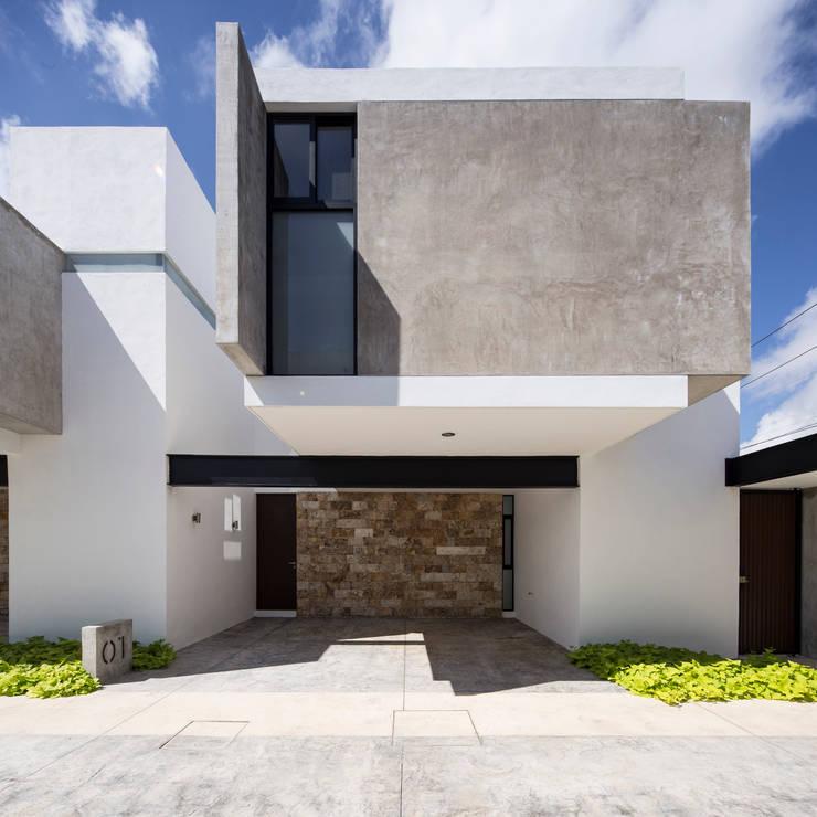 Дома в . Автор – P11 ARQUITECTOS