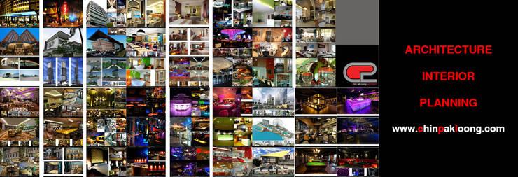 CHINPAKLOONG ARCHITECT:  Hotels by CHINPAKLOONG Architect