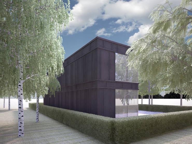 Woonhuis JWVRA:  Huizen door artisan architects