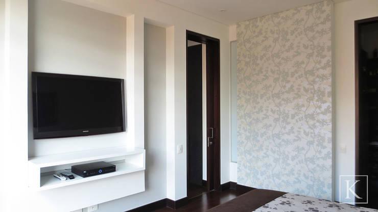 REMODELACIÓN LOFT - HABITACIÓN PRINCIPAL: Habitaciones de estilo  por ARTEKTURE S.A.S