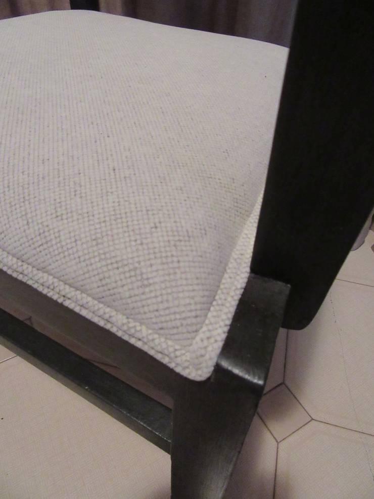 Cadeira de braços:   por Pó de Giz