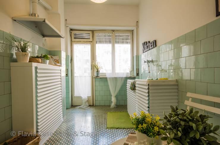 Kitchen by Flavia Case Felici
