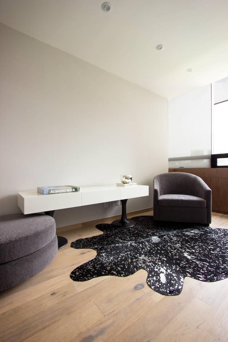 Departamento ML Dormitorios modernos de Concepto Taller de Arquitectura Moderno
