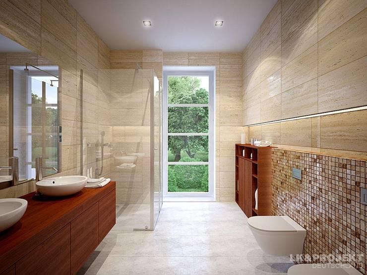Projekty,  Łazienka zaprojektowane przez LK&Projekt GmbH