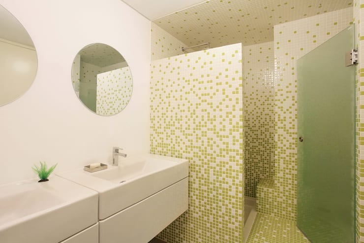 Bathroom by BL Design Arquitectura e Interiores