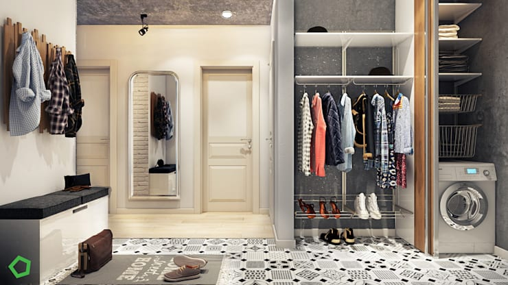 Koridor dan lorong by Polygon arch&des