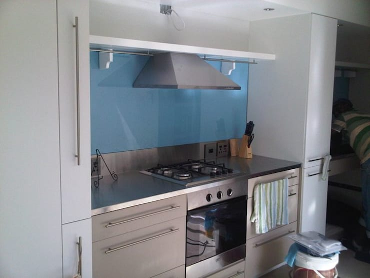 Gallery / Work in Progress:  Kitchen by DRIFTWOOD INTERIORS & EXTERIORS