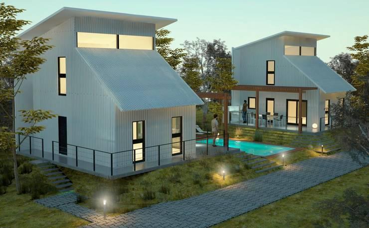 Rumah by FILIPPIS/DIP - DISEÑO Y CONSTRUCCION