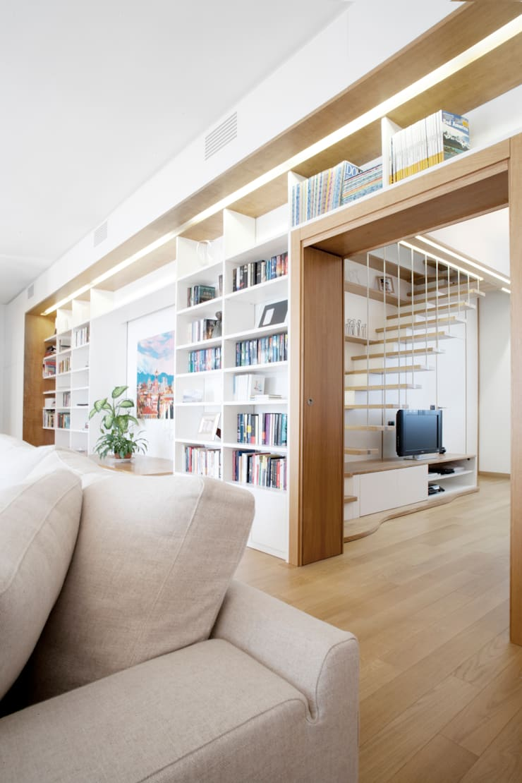 modern  by PAZdesign, Modern Wood Wood effect