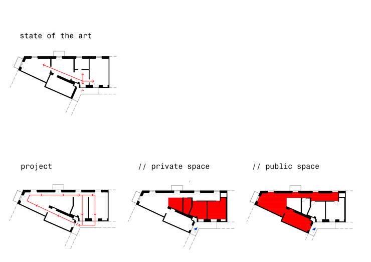 PROMENADE:  in stile  di SCEG ARCHITECTS