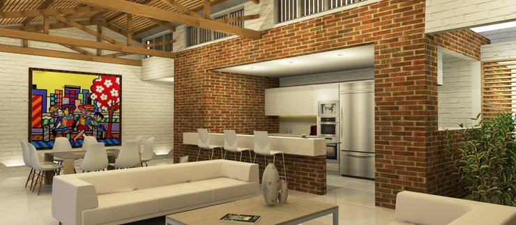 Keuken door COLECTIVO CREATIVO