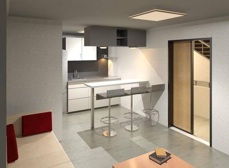 Kitchen by COLECTIVO CREATIVO