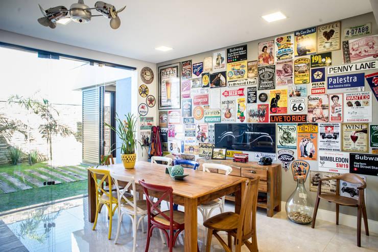 Terrace by Camila Castilho - Arquitetura e Interiores