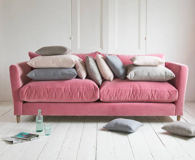 Living room تنفيذ Loaf