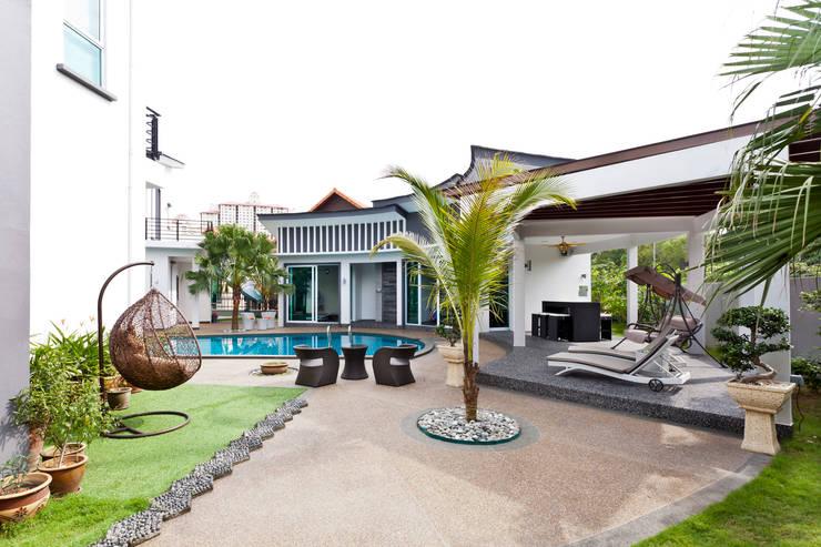 Contemporarily Dashing   BUNGALOW:  Terrace by Design Spirits